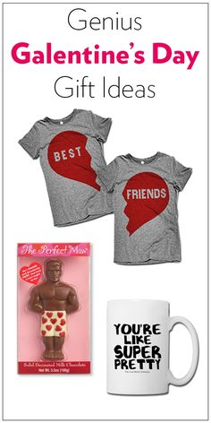 Click ahead for 10 cute, affordable Valentine's Day gift ideas for your best friends, mains, squad, ride or dies (whatever you call them!)