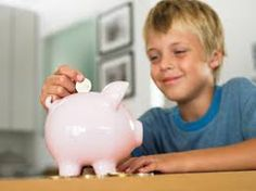As parents, we often overlook the money lessons our kids can teach us. Copying these kid-sized money habits can help improve your finances in a big way. Save My Money, Ways To Save Money, How To Make Money, Raise Money, Making Money Teens, We Are Teachers, Pocket Money, Wealth Management, Money Management