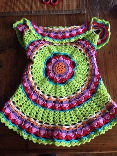 138 Beste Afbeeldingen Van Haken Kinderkleding Crochet For Kids