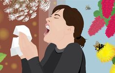 For an allergy friendly garden, pick plants with the right kind of pollen.
