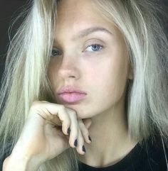 Natural Beauty Romee Strijd
