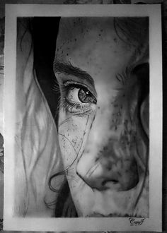 Pencil on paper by Jonathan Casu