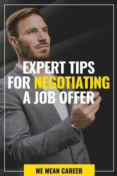 While accepting a job offer is exciting, we don't recommend doing it without negotiation. Discover how to negotiate a job offer over the phone or by email. Resume Writing Tips, Resume Tips, Working Mom Tips, Self Branding, Job Search Tips, Job Interview Tips, Hiring Process, Thing 1, Career Coach