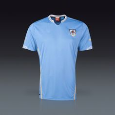 Uruguay Home 2014 fifa World Cup Soccer Jersey