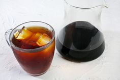 This recipe calls for an OXO Good Grips cold brewer, which is available online or at retail stores such as Bed, Bath and Beyond.