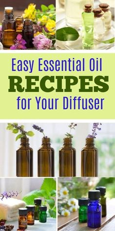 Getting Started with Essential Oils? Try These Easy Essential Oil Recipes for Your Diffuser. Best Essential Oils, Essential Oil Uses, Essential Oil Diffuser, Natural Home Remedies, Herbal Remedies, Healthy Habits For Kids, Healthy Living, Diffuser Blends, Diffuser Diy