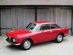 "Albion Motorcars # Alfa Romeo GT 1300 Junior ""Scalino"" (1968). #"