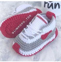 Crochet Baby Boots, Crochet Baby Sandals, Booties Crochet, Crochet Baby Clothes, Crochet Shoes, Baby Booties, Baby Shoes Pattern, Shoe Pattern, Baby Knitting Patterns
