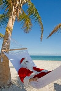 Who Wants to be Where? (For Christmas)