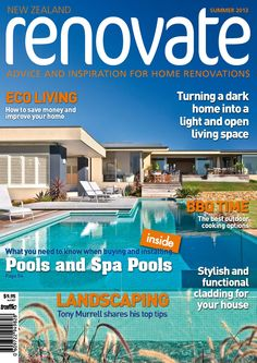 Renovate Magazine New Zealand  Magazine - Buy, Subscribe, Download and Read Renovate Magazine New Zealand on your iPad, iPhone, iPod Touch, Android and on the web only through Magzter