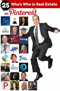 """The """"Who's Who"""" of the Real Estate Industry to Follow on Social Media – Pinterest http://www.rochesterrealestateblog.com/whos-who-real-estate-industry-follow-social-media-pinterest/ #RealEstate #MortgageUpdated via @KyleHiscockRE"""