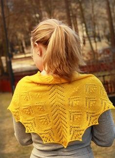 free knitting patterns, yarns and knitting supplies - Mia Rinde Design Mimosa Mimicry
