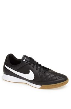 Nike 'Tiempo Genio' Indoor Soccer Shoe (Men) available at #Nordstrom