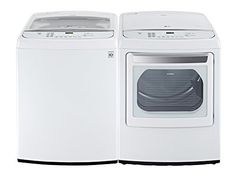 #manythings.online This is a brand new Laundry system, in the Pure #white Color. This offer includes the Washer, GAS Dryer, and free #Curbside delivery.