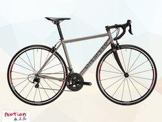 Si la ruta es lo tuyo, la bicicleta #Litespeed T7 con cuadro de titanio optimizado para una perfecta conducción, transmisión #Shimano 105 y un peso de 8,33 kg, es la bici para los campeones como tú.