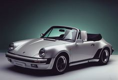 Porsche 911 (964) convetible, a classic!