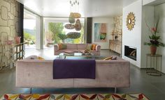 Brilliantly Refurbished House in Ibiza - http://www.decorationarch.net/interior-design-ideas/brilliantly-refurbished-house-in-ibiza.html