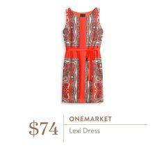 One Market Lexi Dress. I love Stitch Fix! A personalized styling service and it's amazing!! Simply fill out a style profile with sizing and preferences. Then your very own stylist selects 5 pieces to send to you to try out at home. Keep what you love and return what you don't. Only a $20 fee which is also applied to anything you keep. Plus, if you keep all 5 pieces you get 25% off! Free shipping both ways. Schedule your first fix using the link below! #stitchfix @stitchfix. Stitchfix Spring…