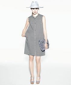 Ratti Gingam Check Dress  ラッティギンガムチェック ワンピース on Shopstyle.co.jp