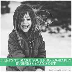 If Documentary Photo Sessions Become Popular, How Do I Stand Out?http://www.fearlessandframed.com