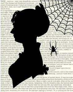 Halloween Free printable silhouettes