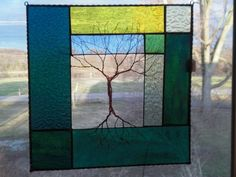 Stained glass by Terry Zigmund