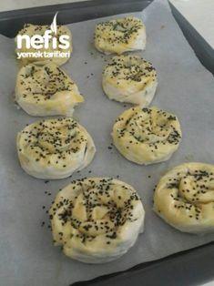 Sıradışı Zahmetsizkremali Börek(anında hazır)