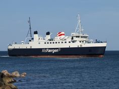 AlsFærgen - MV Frigg