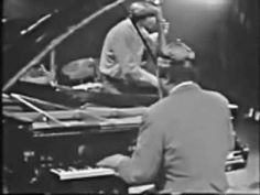 One of the great jazz standards, performed by its composer Thelonious Monk. Paris, 1969.
