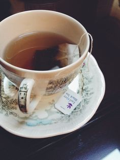 nice cup of Earl grey