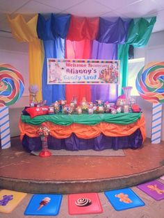 "Photo 1 of 17: Candy, Candyland, Candy Land / Birthday ""Alianny's 1st birthday @ Candyland"" 