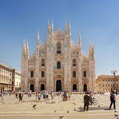 Milan's Duormo