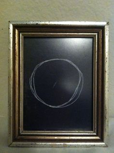 A Perfect Circle by JustinSnyderArt on Etsy, $30.00
