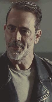 """Negan in 8x07 « If things don't get fixed soon, a lot of people are gonna die. My people. Not me, of course. I'm livin' no matter what. I am too good at this shit. But others I can't have that. I..."