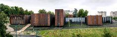 rafael aranda, carme pigem and ramon vilalta, soulages museum, in collaboration with g. trégouët, 2014, rodez, france. Credit Hisao Suzuki/Pritzker Architecture Prize