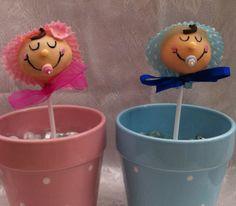 Baby Cake Pops #wickedpops #cakepops