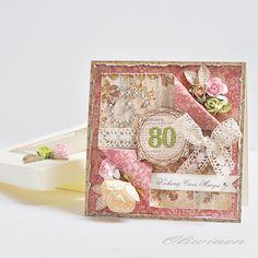 80th Birthday - Scrapbook.com