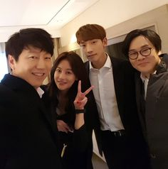 Come Back, Mister cast gears up for February 24 premiere Jung So Min, Please Come Back Mister, Yoon Park, Lee Tae Hwan, Oh Yeon Seo, Japanese Novels, Bi Rain, Drama 2016, Drama Movies