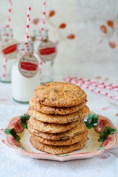 Τα μπισκότα τ' αμερικάνικα. Κανέλλα-ζάχαρη.
