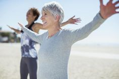 Yoga training program helped incontinent women reduce their leakage up to 70%. And Chair Chi has benefits that help seniors with balance and more.