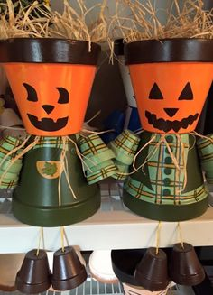 Handcrafted Halloween Yard Art!!! by Laurie Gray on Etsy