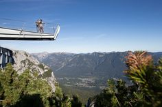 AlpspiX viewing platform : Bayerische Zugspitzbahn Bergbahn AG