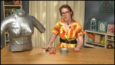 Make A Duct Tape Dummy With Tish Gance