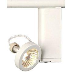 Lightolier White Shallow Ring MR16 Track head $69