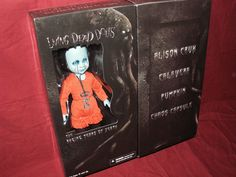 "Living Dead Dolls Resurrection 8 ""The Raging Tears of Death""  Alison Crux!"