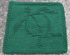 Honu Dishcloth via Craftsy