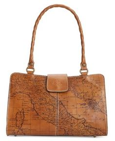 be4f538817 Patricia Nash Signature Rienzo Satchel - Brown Satchel Handbags