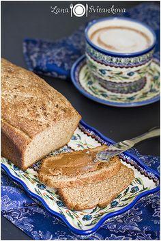 Гречано-медовий хліб