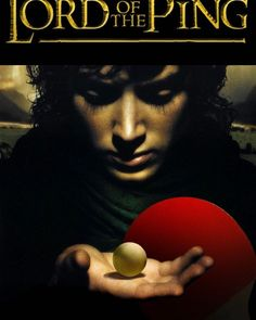 Lord of the Ping? Are you?⠀ ⠀ #tabletennis #lord #emratthich #ping