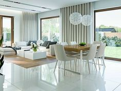 Living Room Theaters, Home Living Room, Living Room Decor, Interior Design Living Room, Living Room Designs, Modern House Colors, Open Plan Kitchen Dining Living, Unique House Design, Decoration